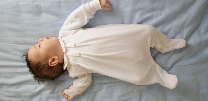 Prévention de la mort inattendue du nourrisson : comment bien coucher bébé - mpedia