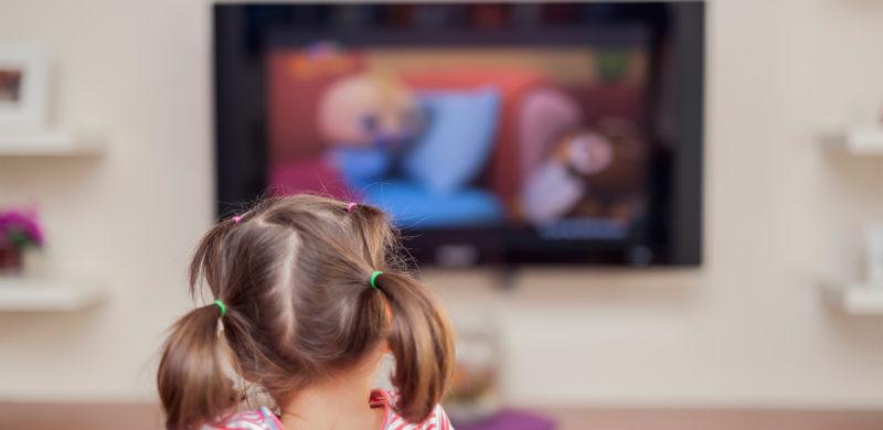 télévision enfants déconseillée