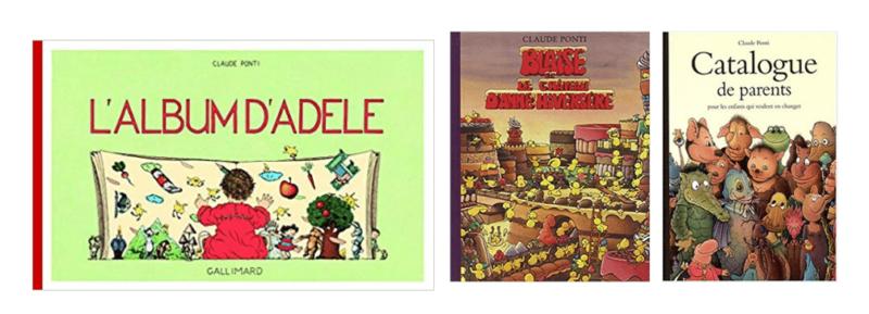 L'album D'Adèle-Les beaux livres jeunesse
