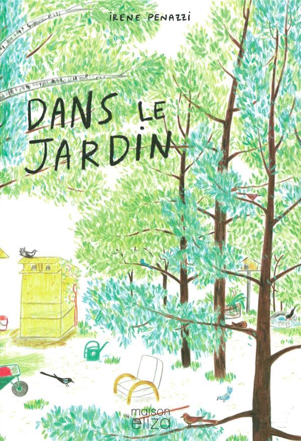 beaux livres jeunesse dans jardin