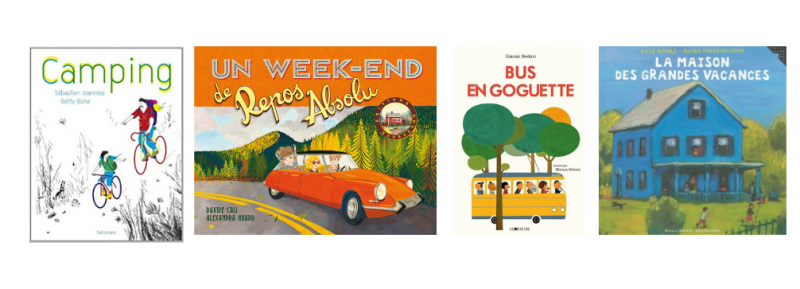 Camping Coin Lecture Vacances