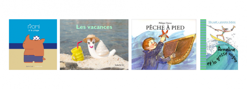 Romi Plage Coin Lecture Vacances