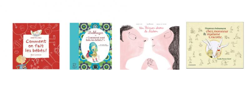 Comment Fait Bebes Livres Enfants Conception