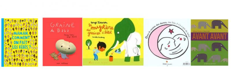 Maman Comment Fait Bebe Livres Enfants Conception