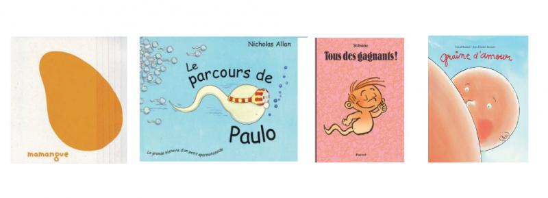 Mamangue Livres Enfants Conception