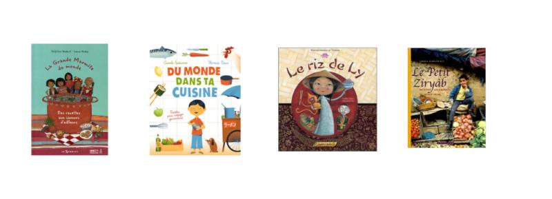 Grande Marmitte Du Monde Livre Cuisine Enfant