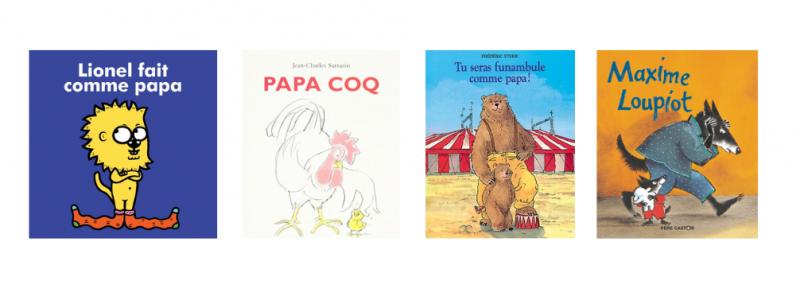 Lionl Fait Comme Papa Livres Papas