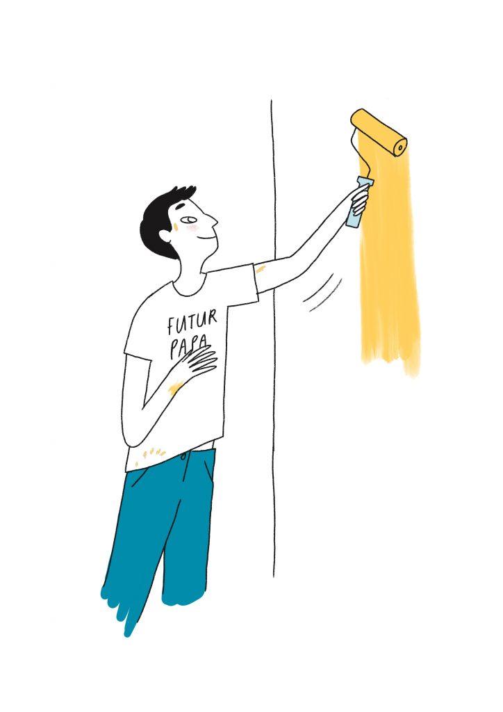 Les bons gestes santé et environnement travaux domicile