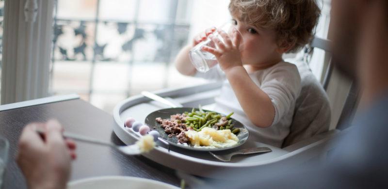 Enfant Alimentation Equilibree