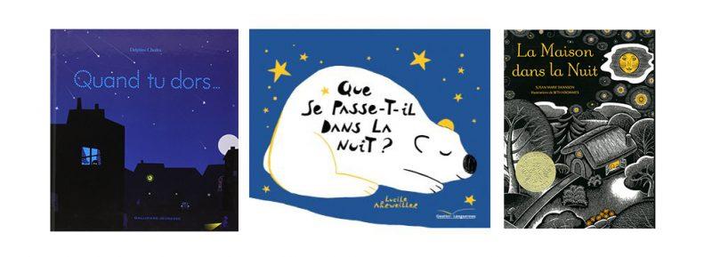 Livres Enfant sur La Nuit