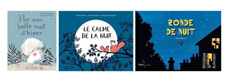 Livres Enfant La Nuit