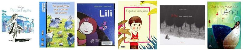 Livres Handicap Enfant