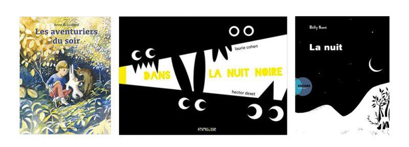 Selection Livres Enfant La Nuit