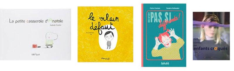 Selection Livres Handicap