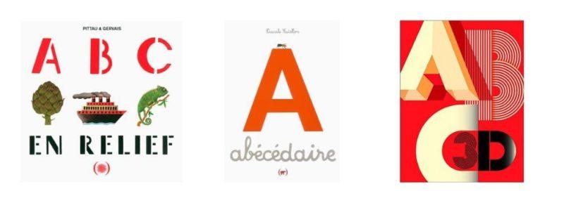 ABC Relief-Abécédaire