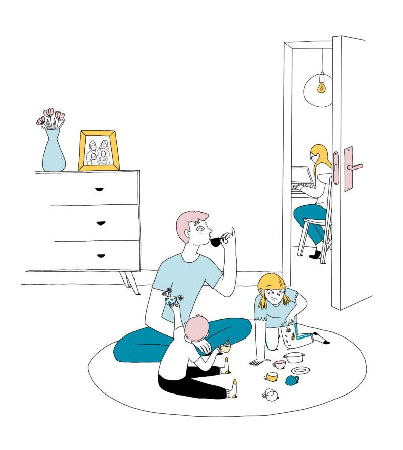 Organisation à la maison confinement mpedia.fr