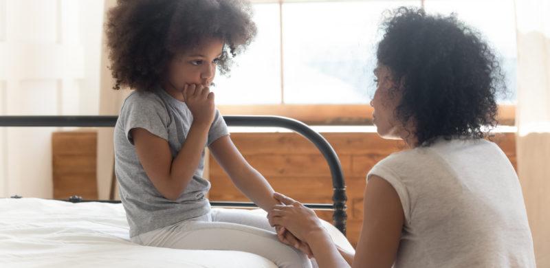 Coronavirus parler aux enfants de soignants