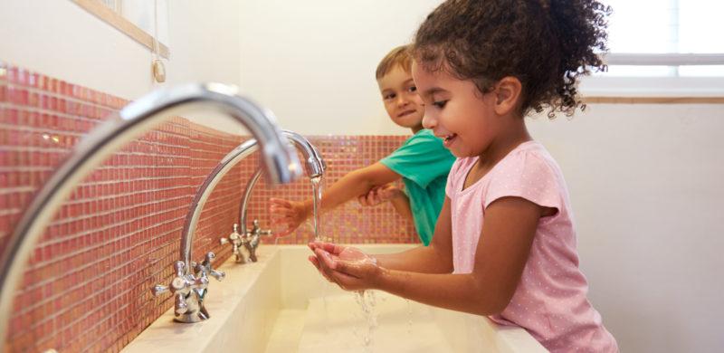 hygiene enfant ecole