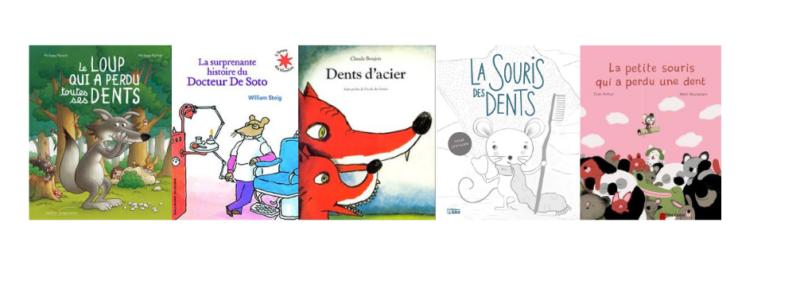 Loup Perdu Dents Les Dents Livres