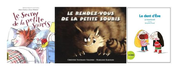 Secret Petite Souris Les Dents Livres