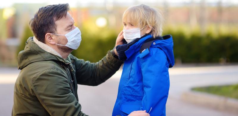 Actu coronavirus et rentrée scolaire de novembre