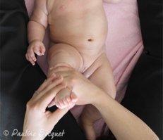 Peau et massage