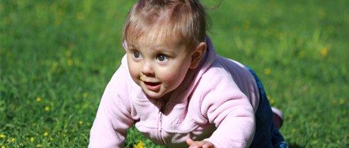 Développement bébé 6 - 9 mois