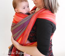 Porte-bébé face