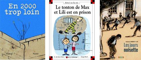 Albums sur la prison