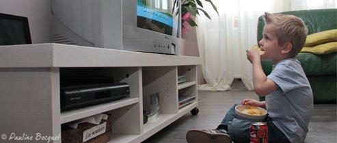 Enfants et télévision