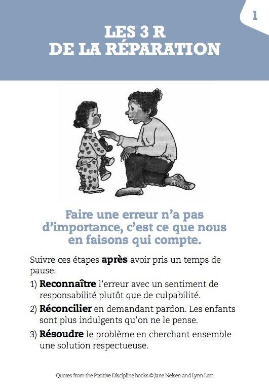 Violence, réparation, éducation positive, éditions Le Toucan, mpedia